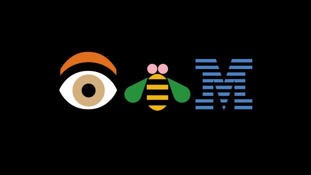 IBM - 1981 Poster by Paul Rand